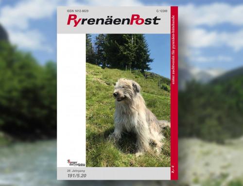 Geduld. Die PyrenäenPost 191/5.2020