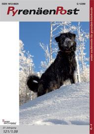 Titelbild der PyrenäenPost 121 / Februar 2009