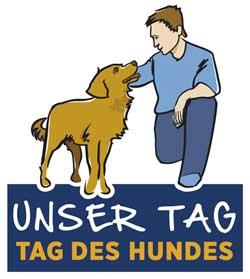 Tag des Hundes Logo